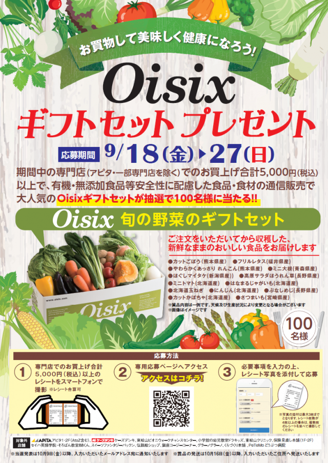 Oisixギフトセットプレゼント